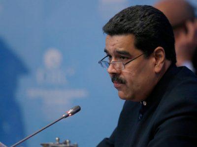 """Maduro Asegura Todos Los Puntos Del Diálogo En RD Ya Fueron """"acordados"""""""