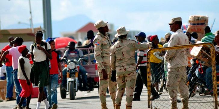Frontera Haitiana