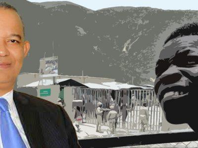 Aumentando El Desarrollo De Haití, Evitaremos Una Guerra Civil.