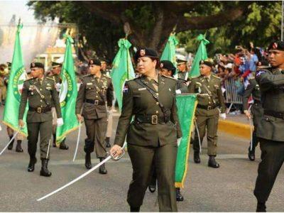 Jefa De Batallón Paula Fernández, Dice Reivindicará Papel De La Mujer Militar