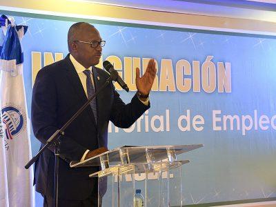 Ministerio De Trabajo Y ASDE Inauguran Oficina Territorial De Empleo