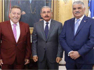 Presidente Medina Llama A Fortalecer La Inversión Y Las Exportaciones De La Región