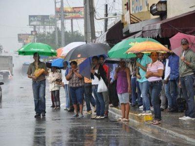 Se Anuncia Fuertes Lluvias Para El Día De Hoy Por Parte De Onamet